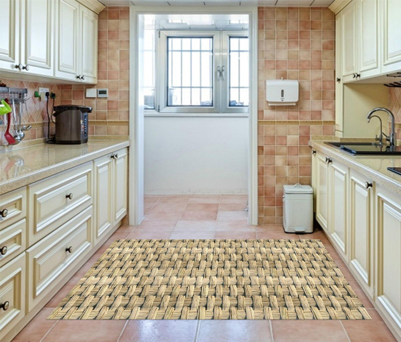 3d Wood Pattern 3 Kitchen Floor Murals Wall Print Wall Aj Wallpaper