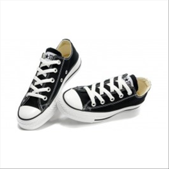 converse Chuck Taylor all star niedrig black num-40