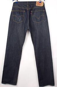 Levi's Strauss & Co Herren 501 Gerades Bein Jeans Größe W36 L36 BCZ16