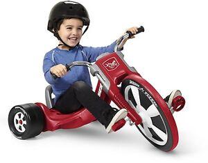 Radio Flyer Big Flyer Sport Trike - Walmart.com |Toddler Radio Flyer Big Wheel