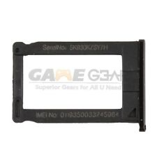 Original iPhone 3 3G 3GS Sim Card Slot Tray Holder - Black