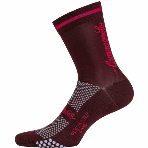 Nouveau Campagnolo Litech Summer Cyclisme Chaussettes-Noir-Made in Italy