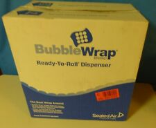 175 Ft Sealed Air Bubble Wrap Roll 316 12 Wide Perforated Every 12