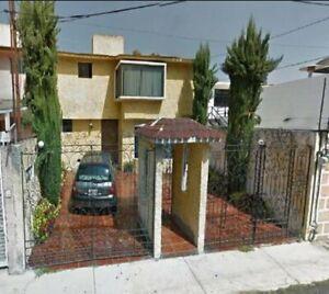 Casa ADJUDICADA en el Municipio de Tlalnepantla