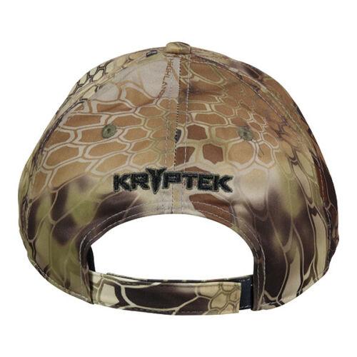 Kryptek Camo HIGHLANDER Brown pattern Tactical Shooting Hunting Hat w// Logos