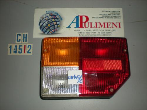 FANALE POSTERIORE REAR LAMPS SX FIAT 128 PONTE C-CL CON RETROMARCIA ALTISSIMO
