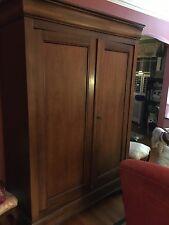 Beautiful armoire made in Gardner ma.