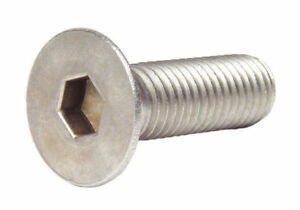 vis à métaux T H inox M3 x 16 lot de 10