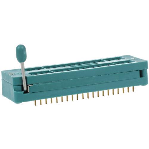 5pcs Multi-Function 40P 40Pin ZIF ZIP DIP IC Test Tester Board Socket R3C2
