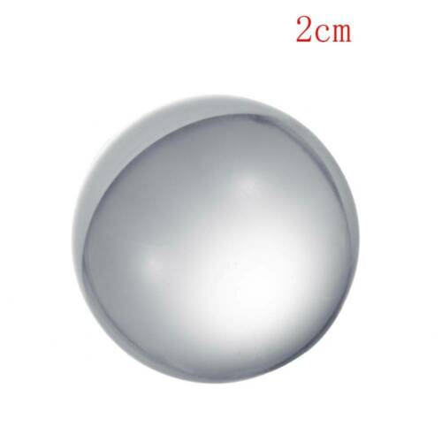 Natural Clear Crystal Ball Magic Healing Quartz Sphere Gemstone 15-20mm Gift
