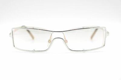 Costante Fishbone Linus Col. B 56 [] 17 Argento Ovale Occhiali Da Sole Sunglasses Nuovo-mostra Il Titolo Originale Brividi E Dolori