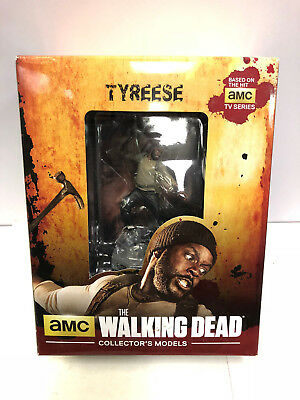 Tyreese AMC The Walking Dead Collector/'s Models SEALED NEW