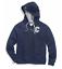 Champion-Women-039-s-Plus-Size-Heritage-Full-Zip-Hoodie-Sweatshirt-Imperial-Blue thumbnail 1