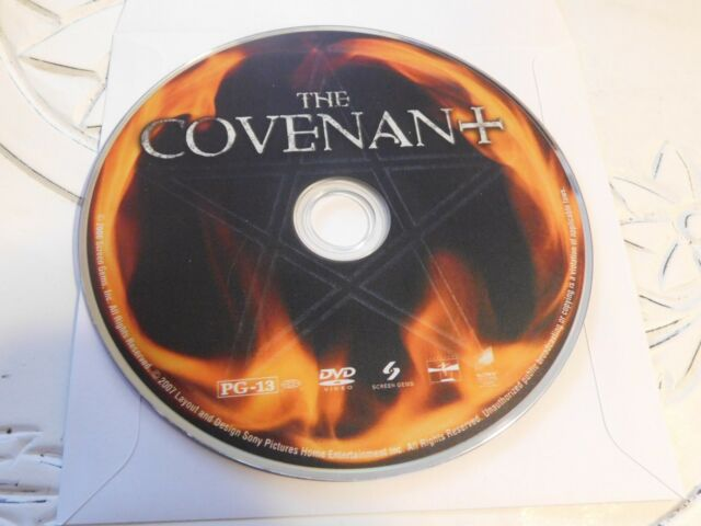 The Covenant (DVD, 2007)Disc Only 73-387