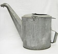 Vintage Galvanized Watering Can Automobile Radiator Long Spout Good Condition