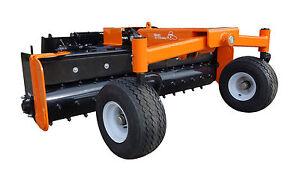 84 manual angle soil conditioner power rake skid steer loader rh ebay com somero power rake manual ryan power rake manual