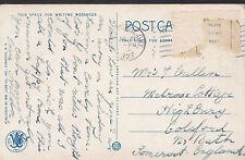 Genealogy Postcard - Family History - Cullen or Cullin - Coldiford - Bath BH5697