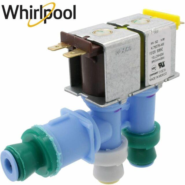 Genuine Maytag Fridge /& Freezer Inlet Water Valve