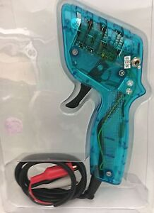 Details about BLUE HO SLOT CAR CONTROLLER BY DS 120/90/60 OHM WITH BOOTED  ALLIGATOR CLIPS