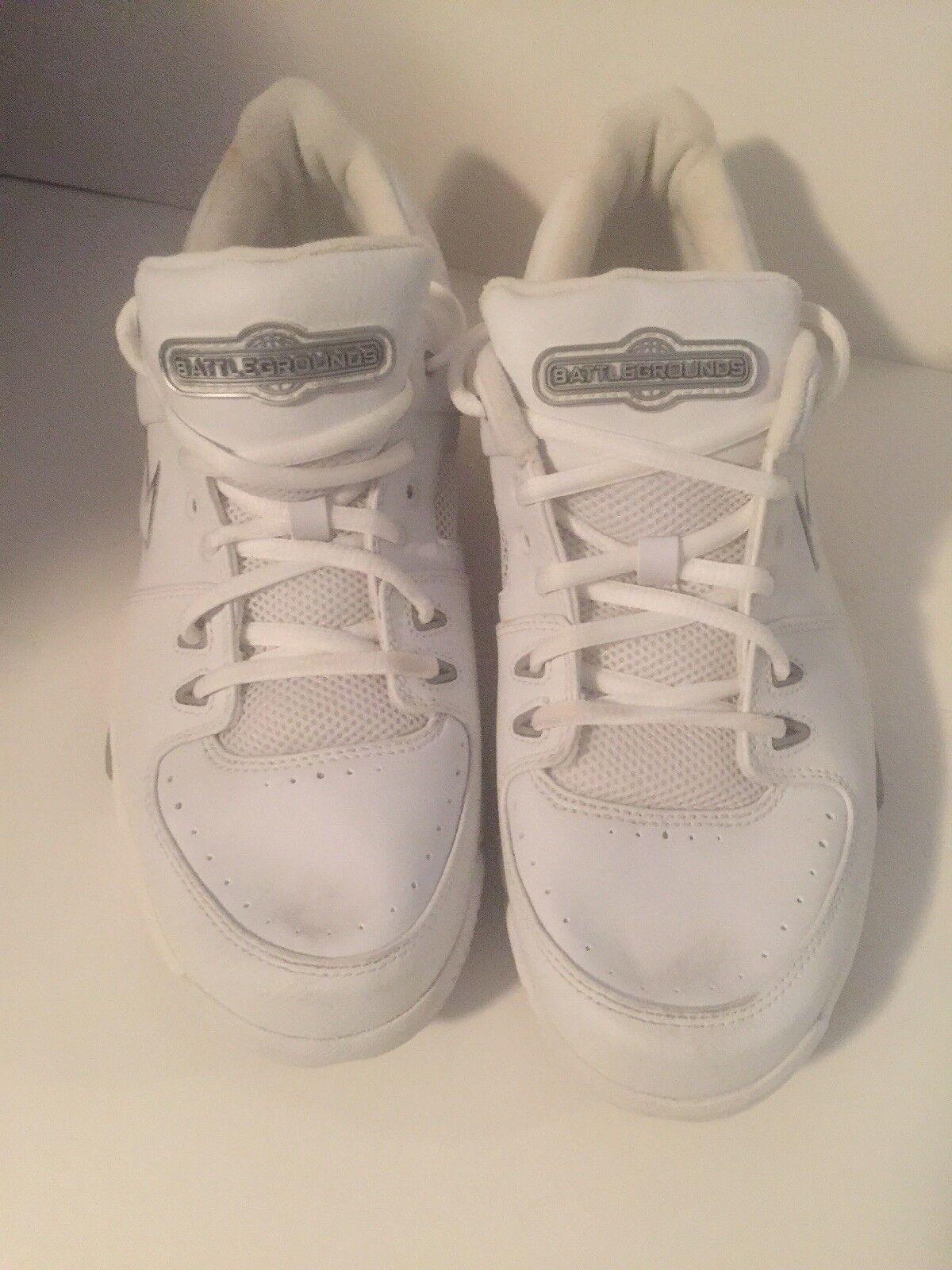 Nike air basso bg luoghi dei combattimenti di dimensioni leggermente indossato scarpe da ginnastica 10,5 palestra | benevento  | Gentiluomo/Signora Scarpa