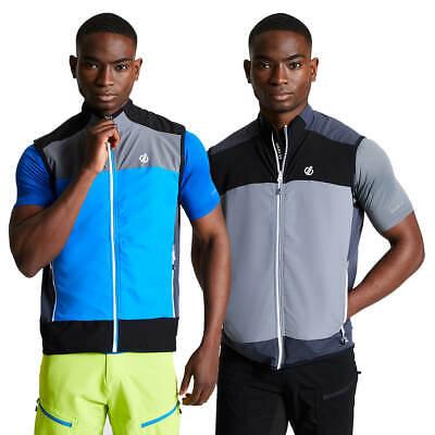 Dare 2b Mens Aptile Polyester Full Zip Softshell Bodywarmer