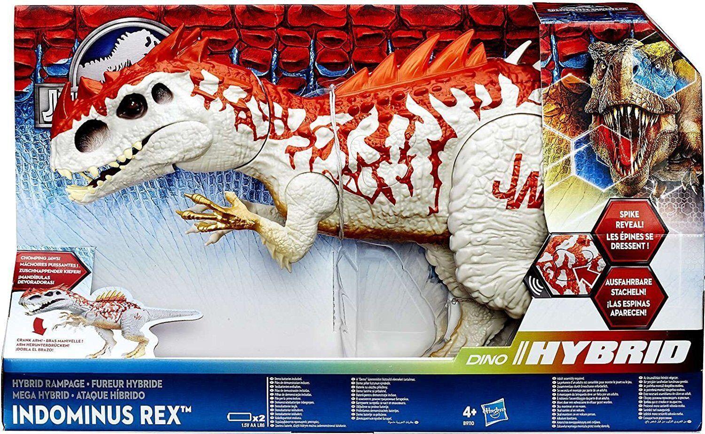 Jurassic World Dino Hybride indominus REX FIGURINE