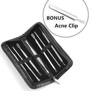 7Pcs-Set-Blackhead-Extractor-Tool-Remover-Pimple-Blemish-Comedone-Kit-Acne-Clip