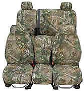 2011-19 Fits DODGE RAM 2500-3500 CREW /& QUAD CA... Carhartt Realtree Seat Cover