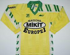 1990-1991 FC NANTES PATRICK HOME FOOTBALL SHIRT (SIZE M)