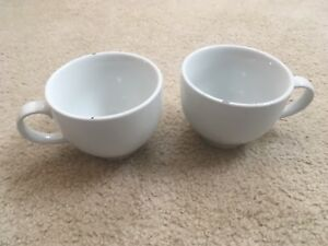 Image Is Loading Pottery Barn Great White 2 Extra Large Coffee