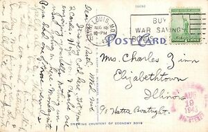 ELIZABETHTOWN-ILL-REGISTERED-MARKING-ON-1943-PICTURE-POSTCARD-FROM-ST-LOUIS
