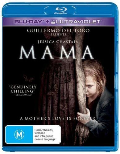 1 of 1 - Mama (Blu-ray, 2013)*terrific Condition