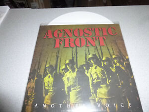 AGNOSTIC-FRONT-Another-Voice-LP-ltd-Colored-White-Vinyl-Neu