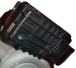 Bmw 320d 520d X3 2.0 Actionneur Turbo G-290 G-206 G-103 712120 6nw-008-412 M47-afficher Le Titre D'origine Nombreux Dans La VariéTé