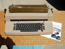 Ibm Selectric Ii Correcting Typewriter Extra Heads Decent Condition Issue
