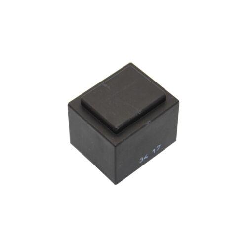 Transformador encapsulado BVEI 3022024 1.5VA 230VAC 18 V 83 mA montaje Hahn