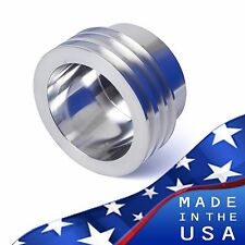 Billet Alumiminum AMC Crankshaft Pulley 304 360 401 Crank Jeep A/C AC Air AMX