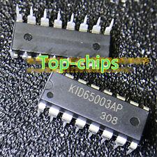 5PCS X KID65003AP DIP-16 KEC
