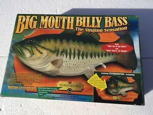 Big-Mouth-Billy-Bass-Singing-Fish-Sensation-Motion-Activated-1998
