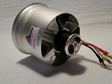 EDF 70mm KV1900 11 Blade COUNTER ROTATION Alloy Fan for Electric RC Jets