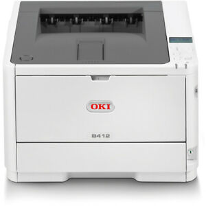 new-boxed-OKI-B412DN-Mono-Laser-Printer-45858301-number-plate