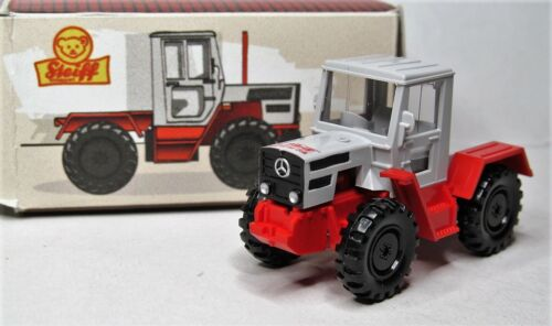 Wiking 1:87 Mercedes Benz MB Trac 65/70 OVP Steiff luz gris tractor remolcador