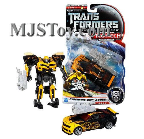 NEW Transformers Dark of the Moon Autobot CYBERFIRE BUMBLEBEE Camaro Concept