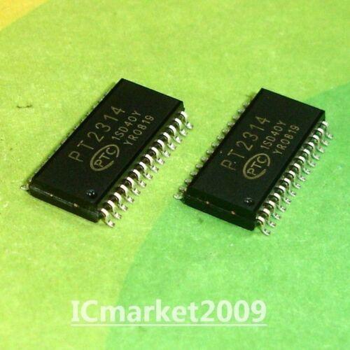 5 Piezas pt2314l Smd pt2314 entrada de canal Procesador De Audio