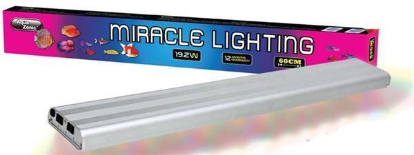 AQUAZONIC MIRACLE LED LIGHTING for DISCUS AQUARIUMS 24