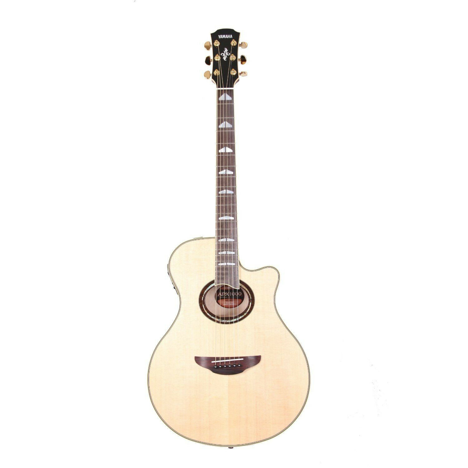 NEW Yamaha Electric Acoustic Guitar Natural YAMAHA APX1000 APX1000NT