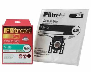 Meile-G-N-Synthetic-Bags-and-Filters-by-Filtrete-5-Bags-and-2-Filters-New-Fr