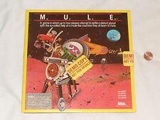 NEW M.U.L.E. Atari 400 / 800 Disk Game SEALED - Rare NOT FOR RESALE Version mule