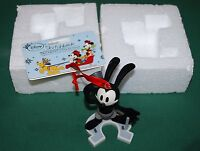 Disney Store 2015 Oswald The Lucky Rabbit Mickey Sketchbook Ornament D81
