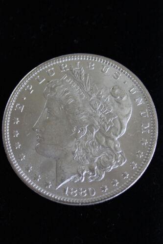 1880 P UNCIRCULATED MORGAN DOLLAR FROM ORIGINAL ROLL-NO TONING